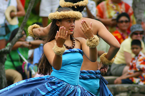 Secrets of Hawaii - Polynesian Cultural Center